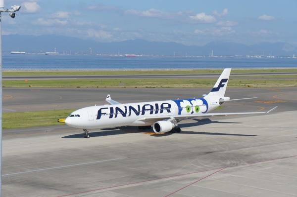 フィンランド航空 エアバス A330-300
